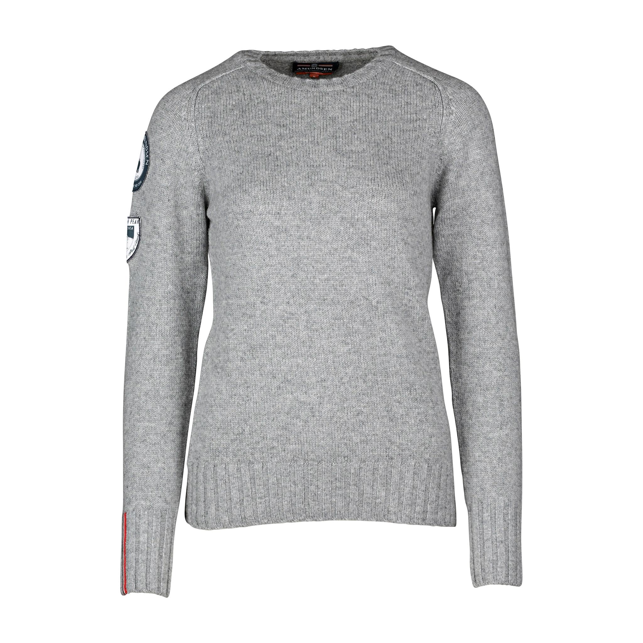 Myk og komfortabel genser i 100% høykvalitets ull.
