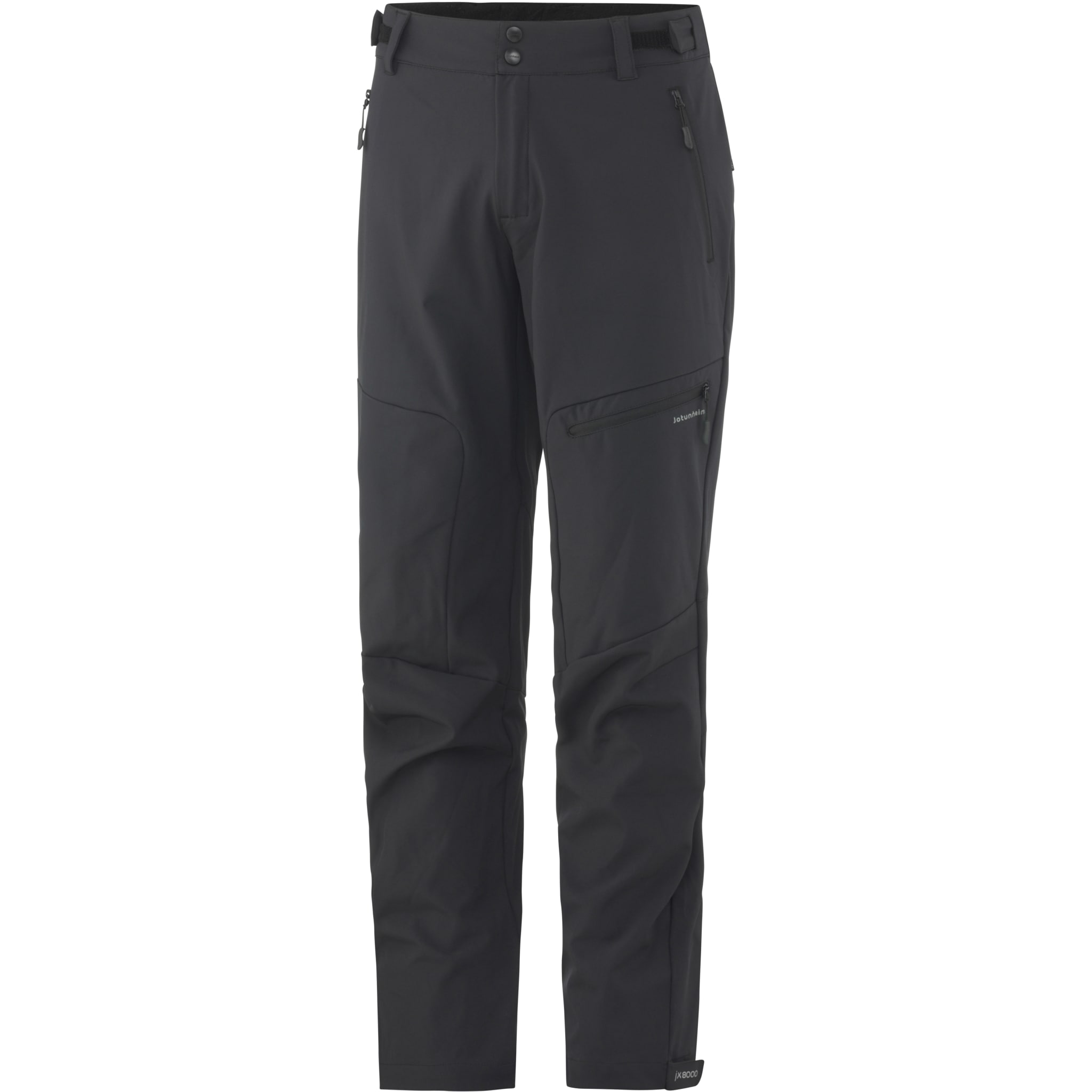 Lette, elastiske softshell-bukser til variert friluftsbruk