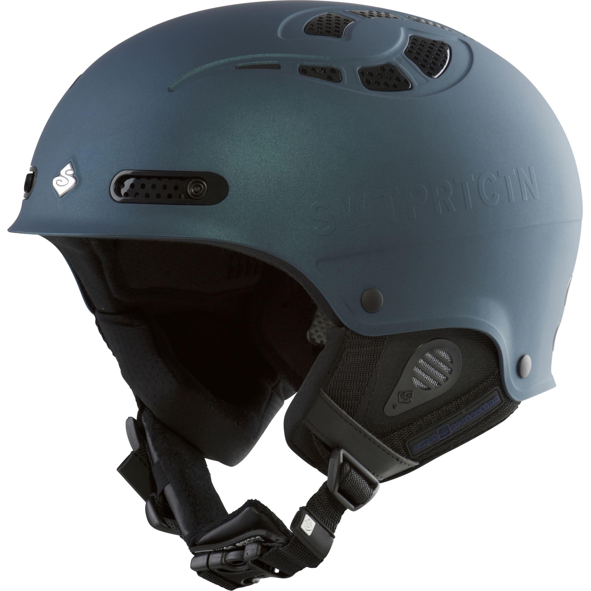 Superlett og allsidig hjelm med god ventilasjon og komfort