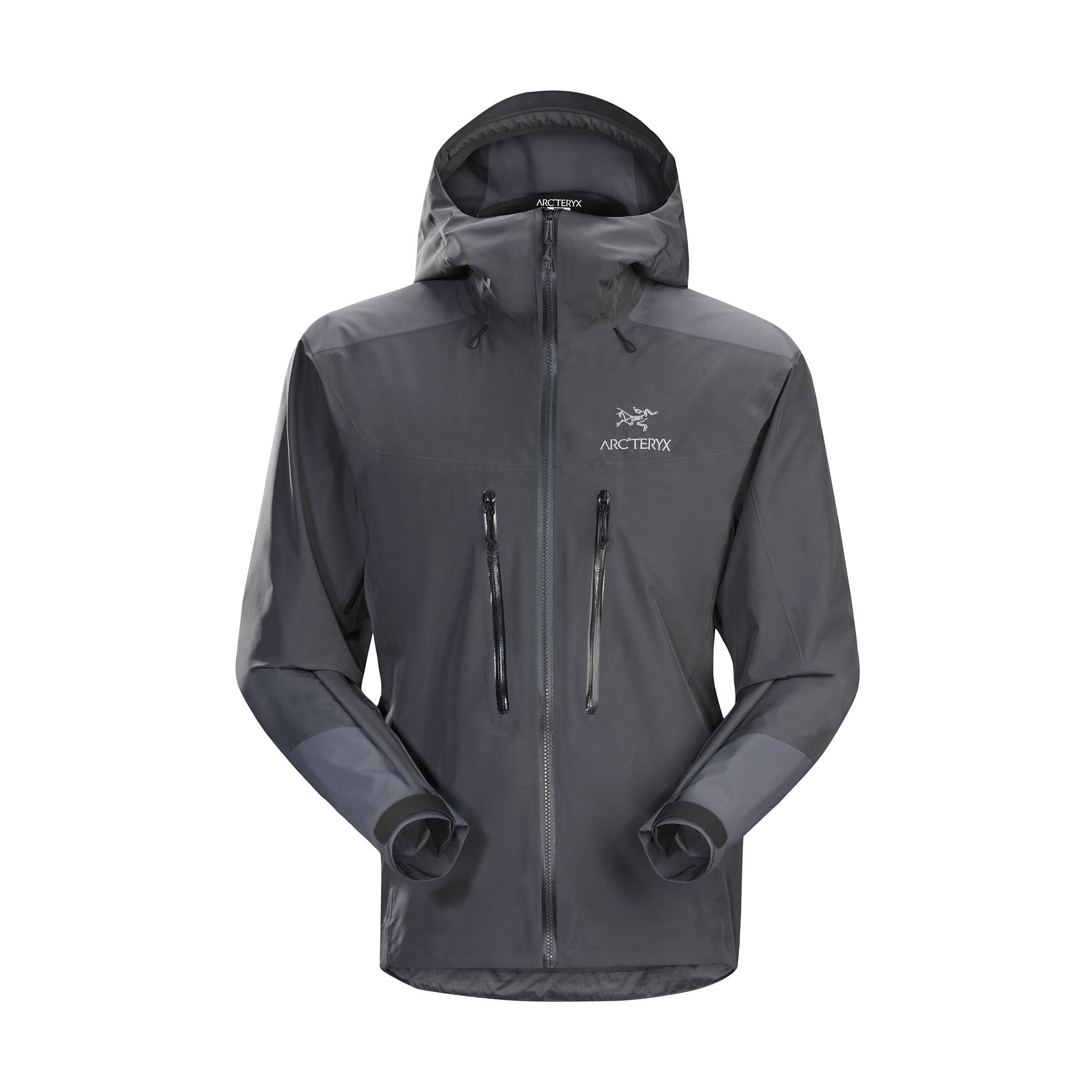 Allsidig GORE-TEX® Pro-jakke som fungerer i mange forskjellige alpine forhold