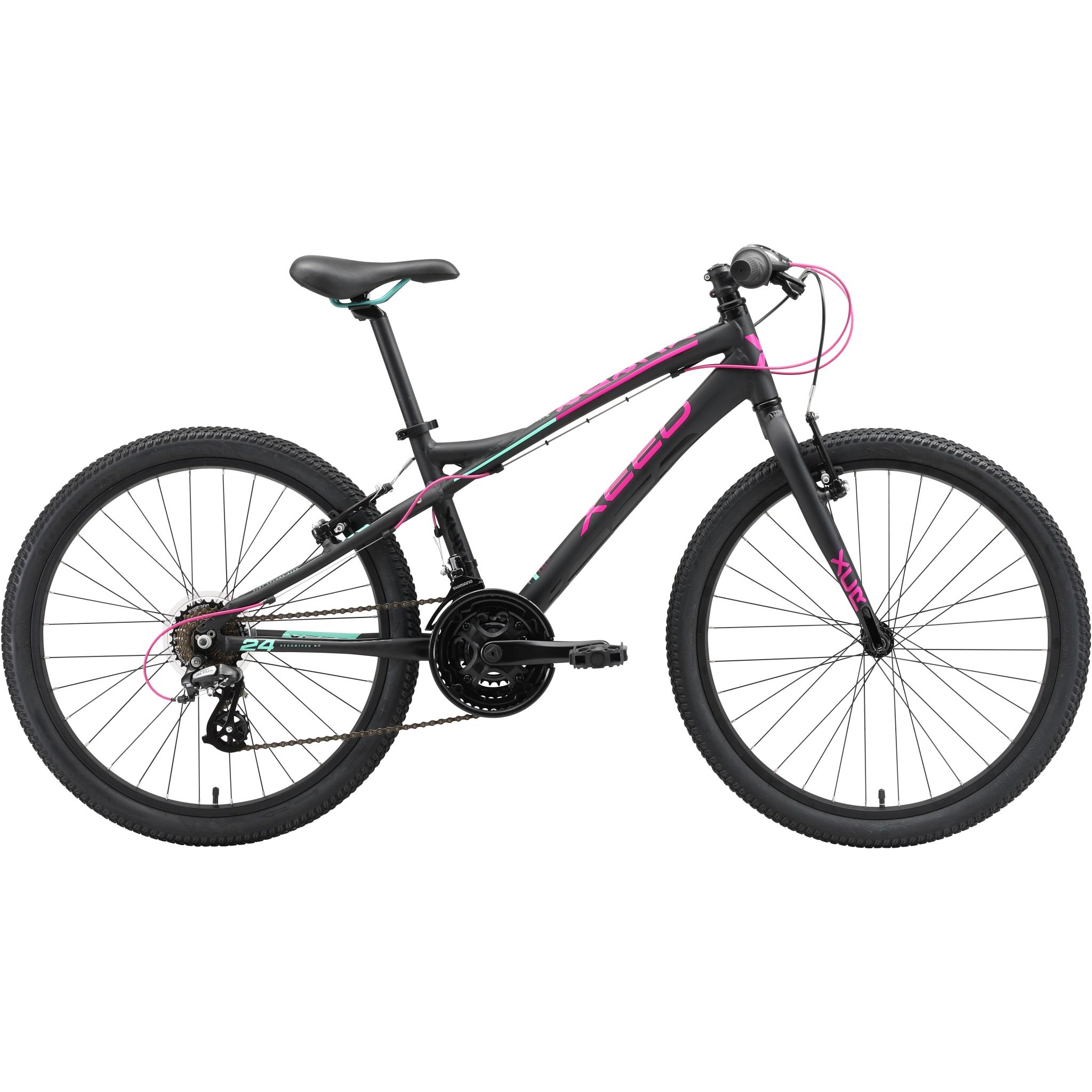 Lettvekts sykkel for piker på 8-12 år