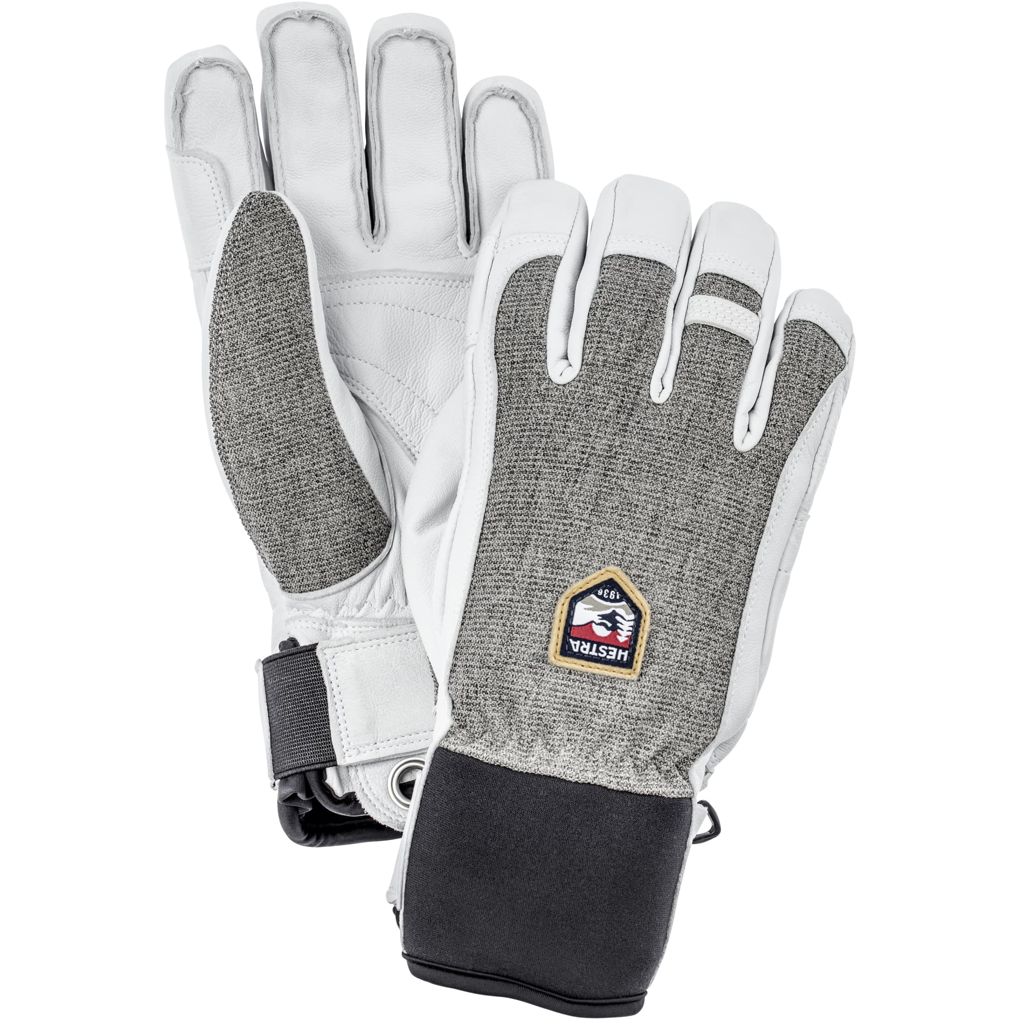Army Leather Patrol Gloves